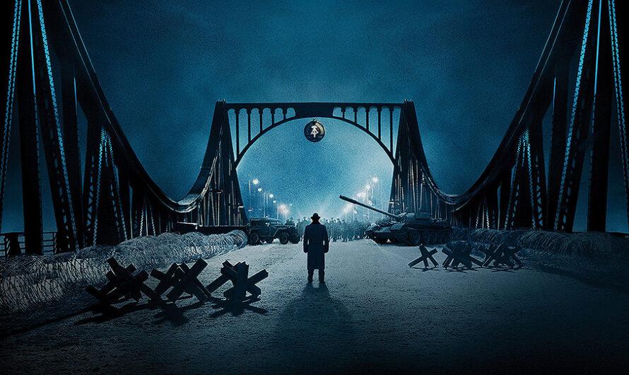 Kalter Krieg auf der Agentenbrücke
