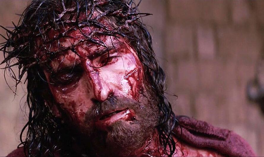 Jesus, blutig