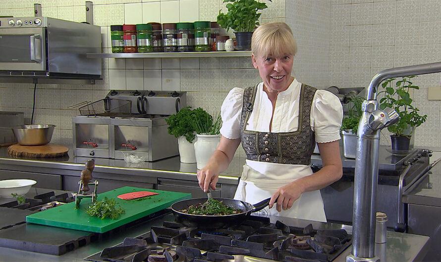 15 Kochshows für das Almenland