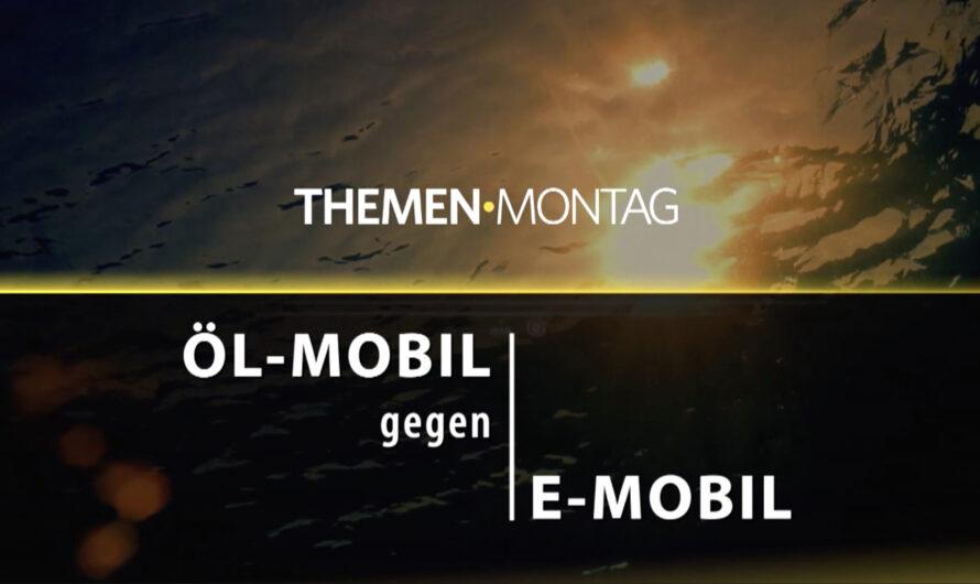 Öl-Mobil gegen E-Mobil
