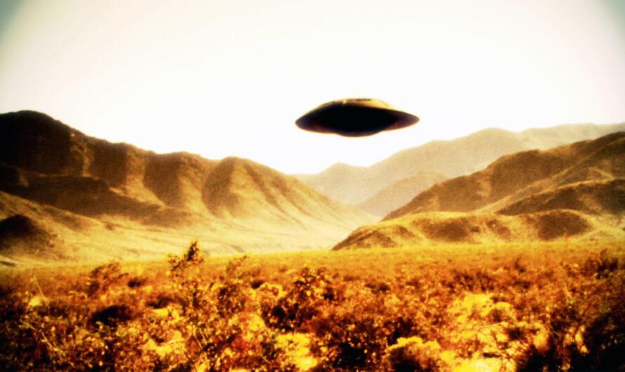 UFO-Glaube und Erlösungs-Spekulation