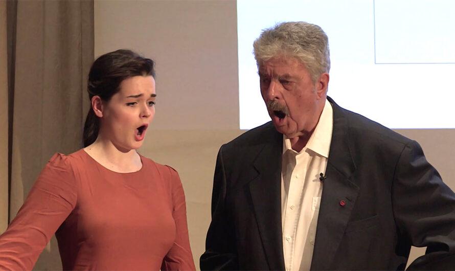 Singen mit Kammersänger Bernd Weikl