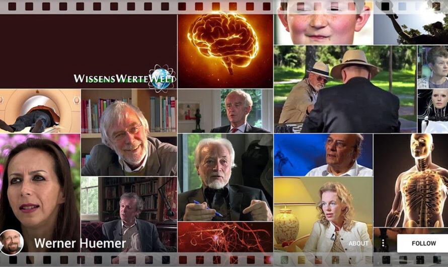"""5 Millionen Video-Aufrufe im YouTube-Kanal """"WissensWerteWelt"""""""