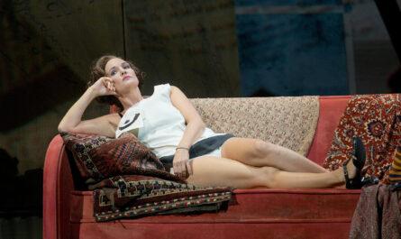 Marlis Peterson als Lulu © Ken Howard, Metropolitan Opera