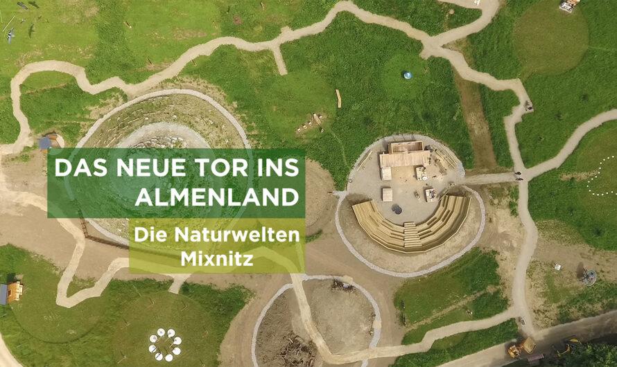 Das neue Tor ins Almenland
